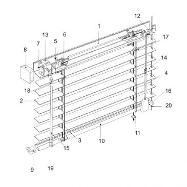 schema store alluminium