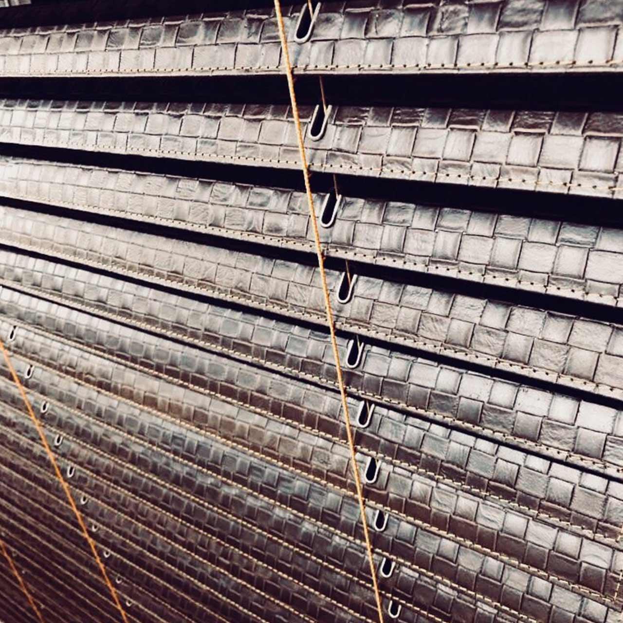 usine de stores et venitien cuir